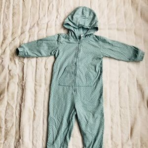 Barely worn H&M zip up jump suit